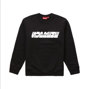 NWT Supreme Breed Crewneck FW19 Black